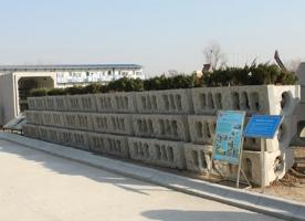 河套预制混凝土生态护坡