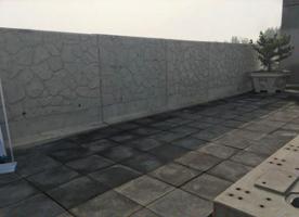 重力挡土墙