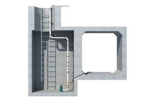 全装配式预制排水井